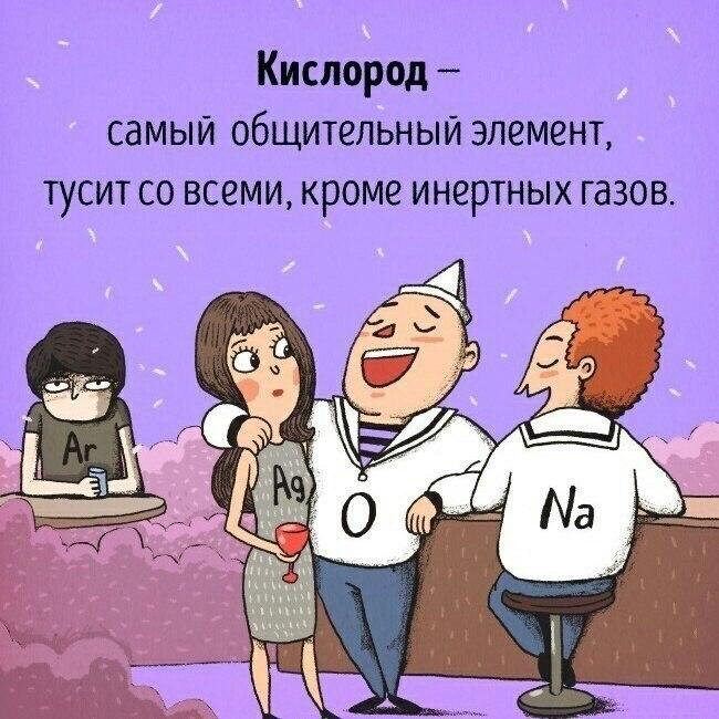 Элементы Анекдот