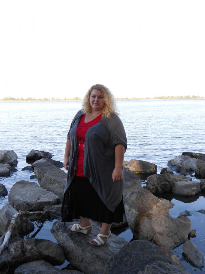 Фото толстых женщин (22 фото) - Анастасия, 25 лет, Черкассы