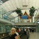 Аэропорт Бангкока. 29.02.2012г. из альбома «Мои фотографии»