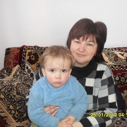 Оксана Турчин, 52 года, Бурштын