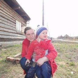 Вера Кокшарова, Екатеринбург, 30 лет