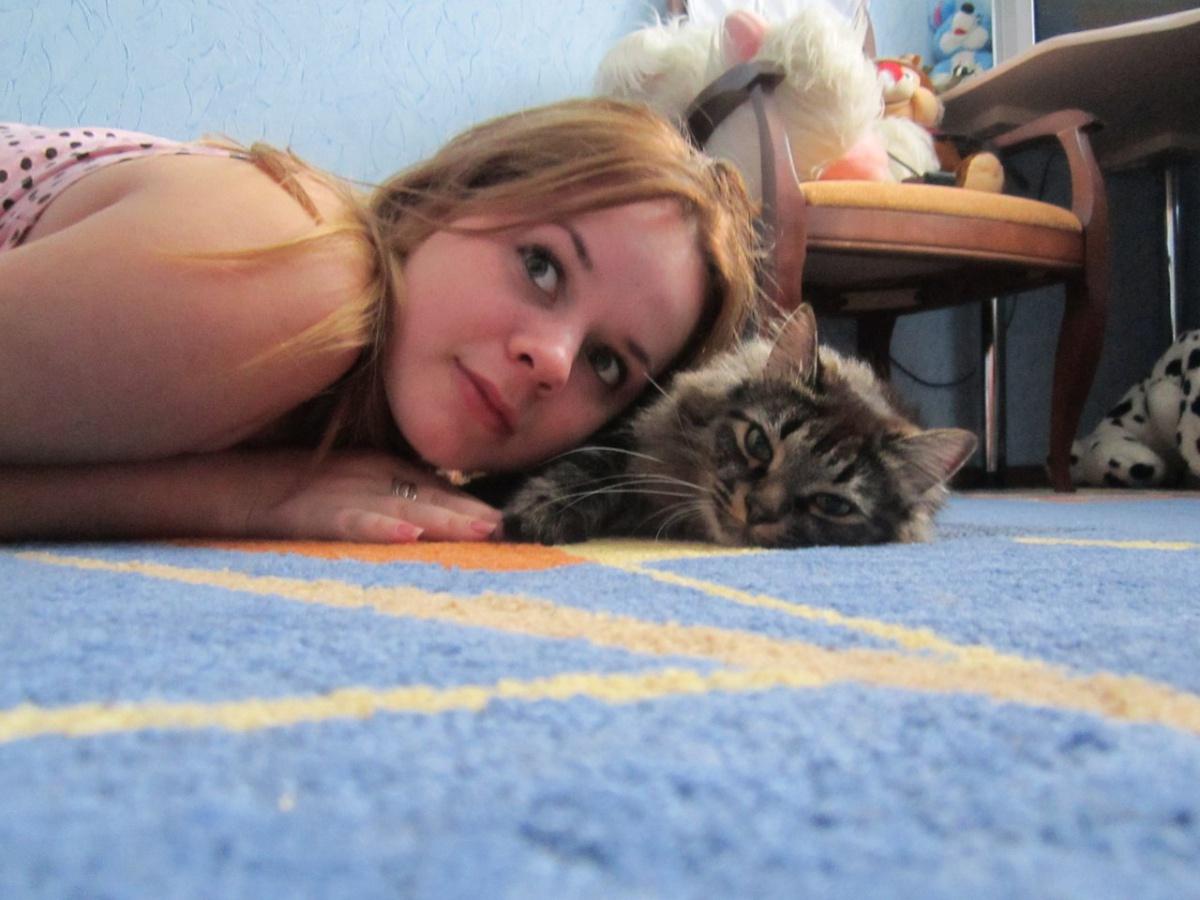Прикольные фото девушек (25 фото) - Анюта, 22 года, Родники