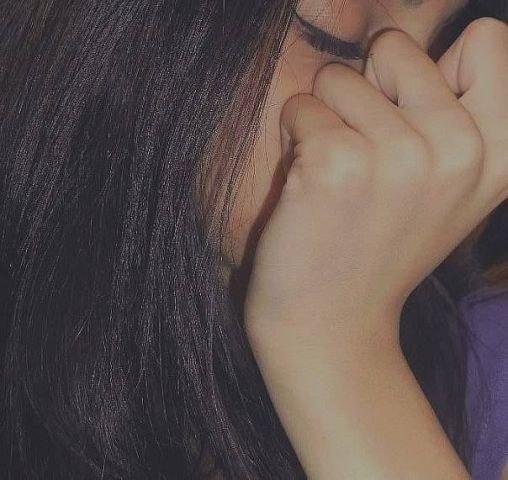 Картинки девушка плачет без лица, для