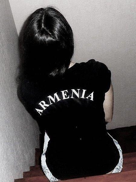 Картинки с надписью армяночка