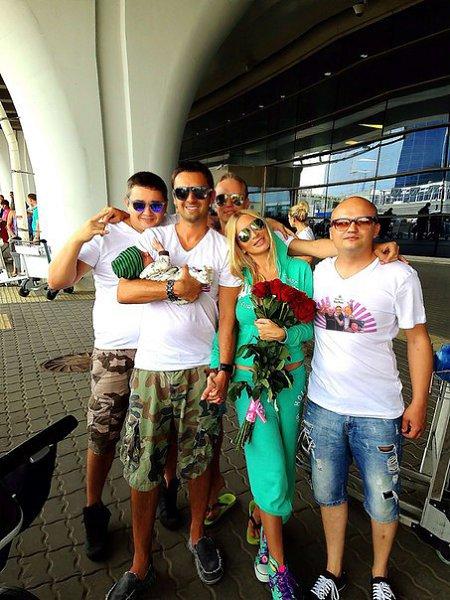 Фото - Моя семья: : С сыном, мужем, племянником, братом и дядей - Ольга, Москва