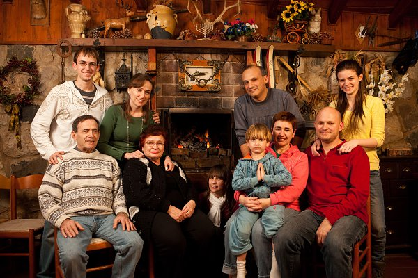 Фото - Моя семья: : Родственники - Юра, 82 года, Москва