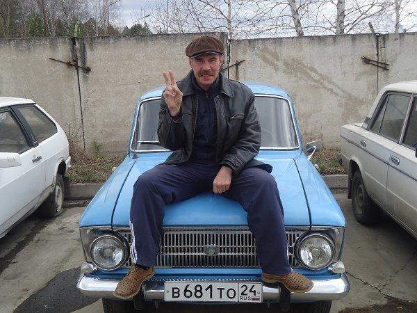 Фото машины: ***СИБИРЯК*** СЕРГЕЙ Марьясов, 52 года, Зеленогорск