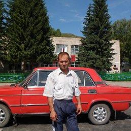 Владимир, 48 лет, Чарышское