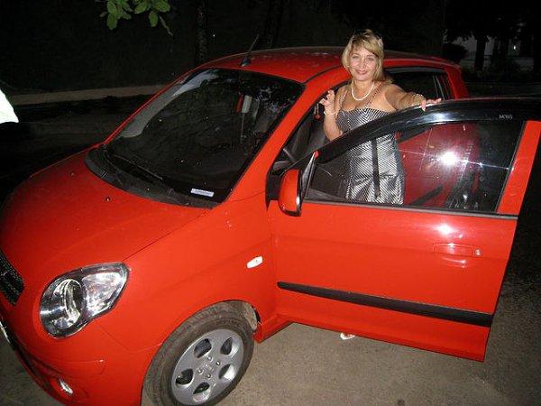 "Фото машины: МОЯ ""ГЛАЗУНЬКА-КОРЕЯНОЧКА"" - OЛЬГА, 51 год, Черкассы"