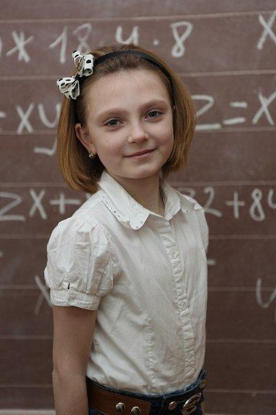 Школьное фото: И снова в школу((( - АнЖеЛкА, Москва