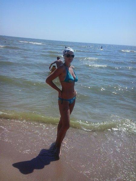 Фото девушки в купальнике на пляже: Светлана, Кировоград