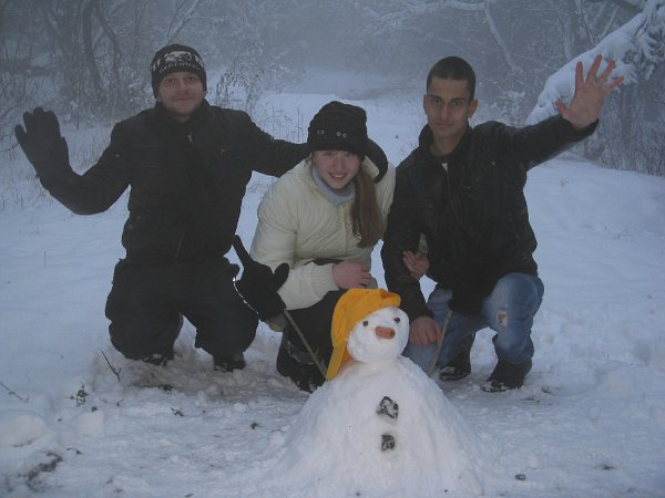 Фото гуляний: Провожаем зиму !!! - ДИАНА !!!!!, 23 года, Палермо