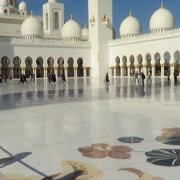 Мечеть шейха Зайида, создателя ОАЭ