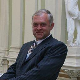 Владимир, 60 лет, Кировск