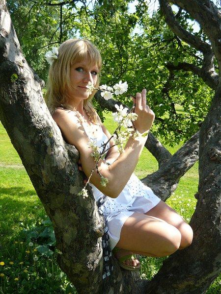 Фото в парке: ............. - Talua Laimonis, Санкт-Петербург
