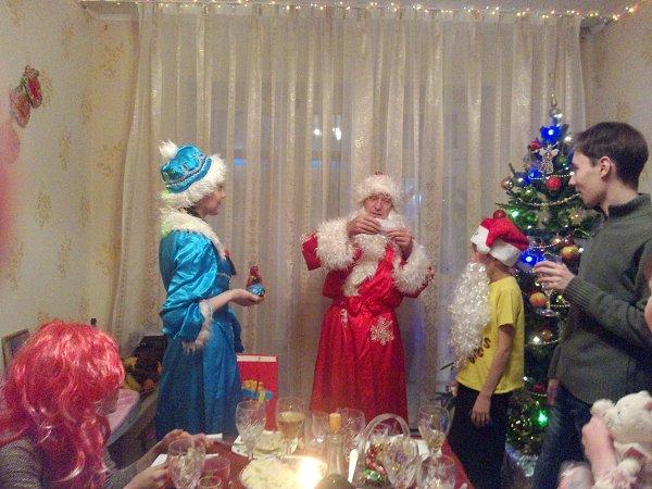 Фото подарка на Новый год: Новый год!!Подарки получили все!! - *РОЗОЧКА* Голосуем В Город И Только В Город Пожалуйста:*, Якутск