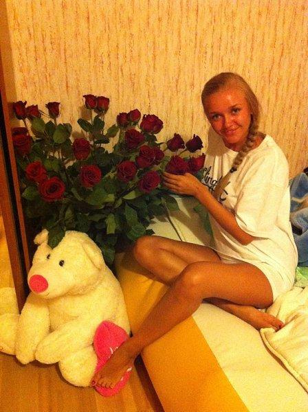 Фото подарка на Новый год: ах,эти чудные цветочки! - Симона, 29 лет, Стокгольм