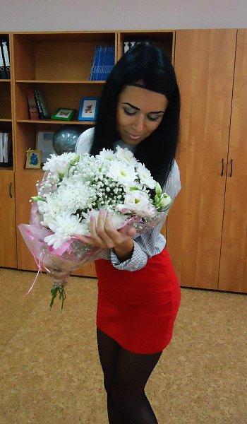 Фото подарка на Новый год: цветочки) - Ирина Климова, 25 лет, Саров