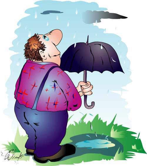 трое картинки приколы на тему ветра и дождя курорт