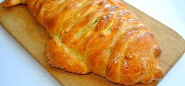 рецепт вкусного и красивого пирога с фото