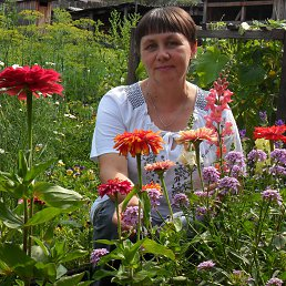 Марина, 53 года, Шебалино