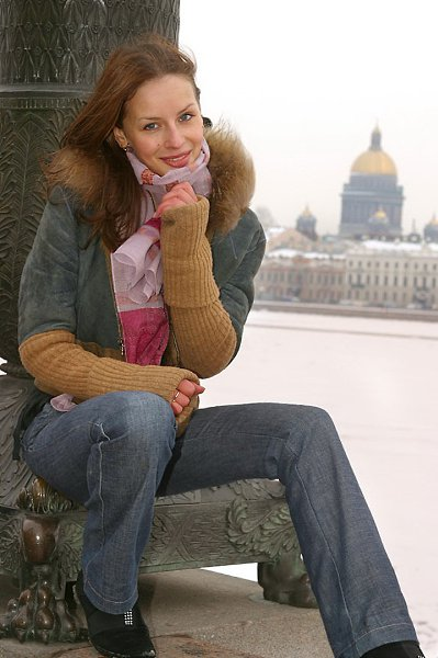 Фото: Виктория, Уфа в конкурсе «Я и достопримечательности»