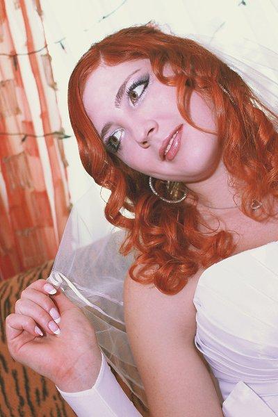 Фото: Элина, 29 лет, Алматы в конкурсе «Свадьба»