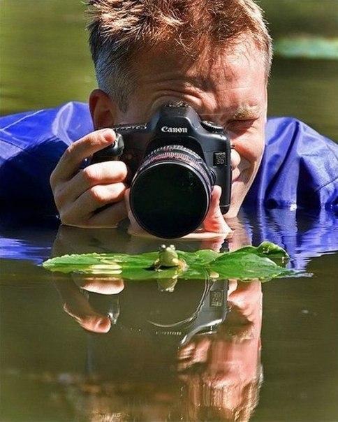 Суровые будни фотографа.Разглядывая превосходные фотографии в журналах и интернете, задумайтесь, ... - 4