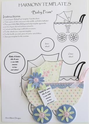 Открытки, открытка для новорожденных своими руками схема