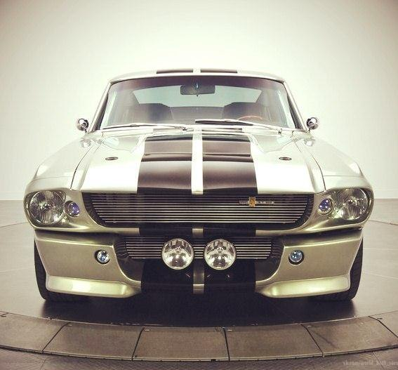 Ford Mustang GT500E Shelby Eleanor