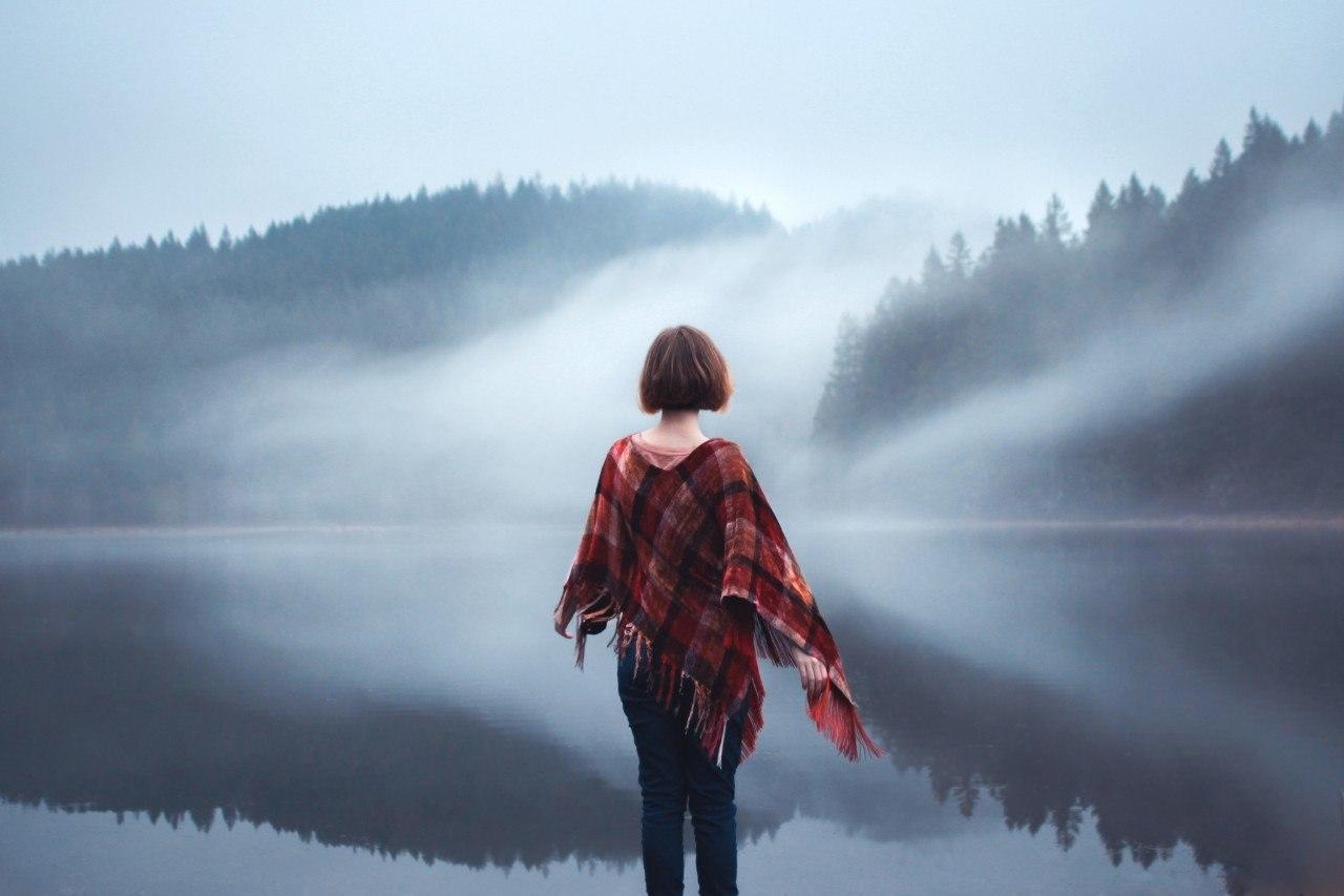 Единение с природой в снимках 21-летнего фотографа Элизабет Гэдд из Канады - 2