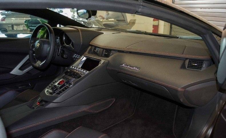 ART CAR Lamborghini Aventador Roadster 2014.#авто@yakor.blog - 9