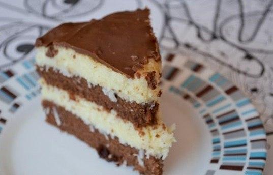 рецепти тортів в домашніх умовах з фото