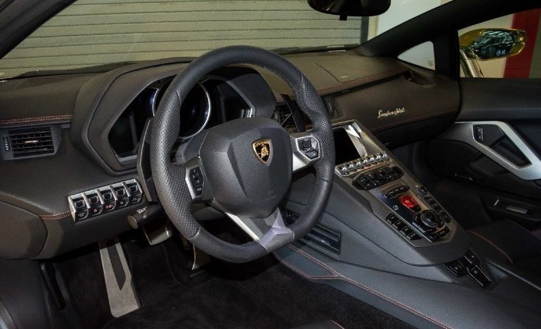 ART CAR Lamborghini Aventador Roadster 2014.#авто@yakor.blog - 7