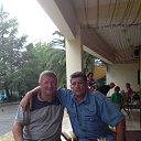 Сочи! я и мой друг Андрей Сметанин на турнире по футболу 40+