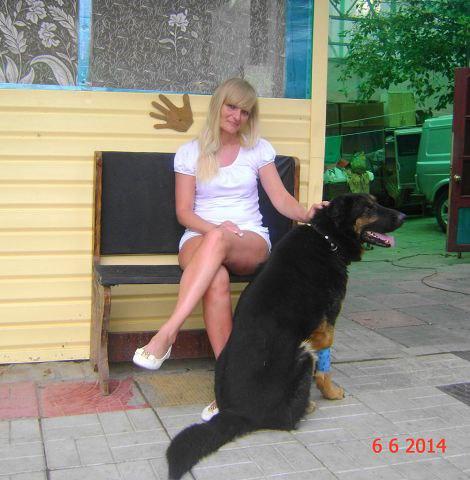 Фото: Таня, 45 лет, Алексин в конкурсе «Крылья, лапы и хвосты!»