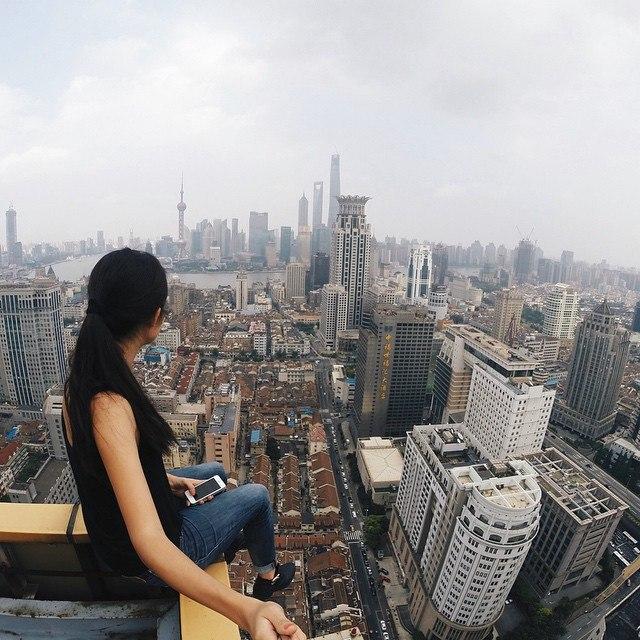 Гуляя по крышам Гонконга. - 3