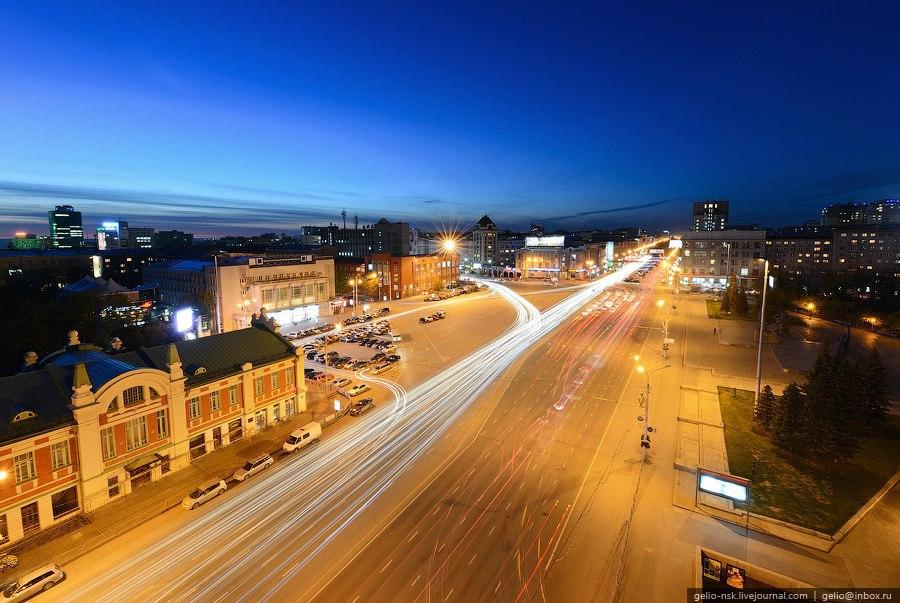 Новосибирск с высоты. - 4