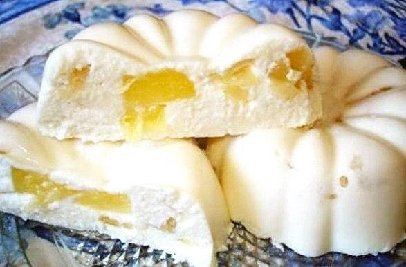 Бланманже творожное. Нежный десерт, который нравится взрослым и детям. Этот изумительный десерт ...
