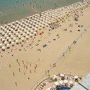 пляж в туристический комплекс Солнечный берег-на 30 км северно из мой город Бургас