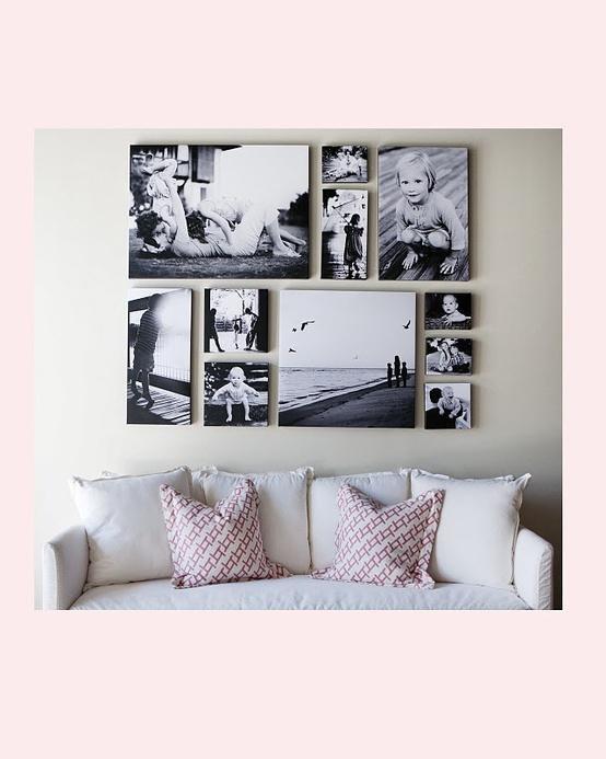 Потрясающие фотоколлажи из картин - 7
