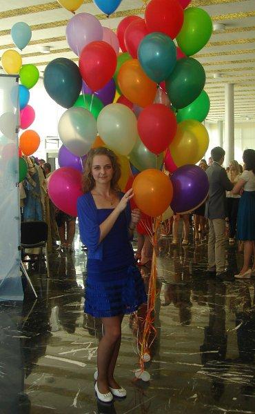 Фото: Julianna, Нюрнберг в конкурсе «Воздушные шарики»