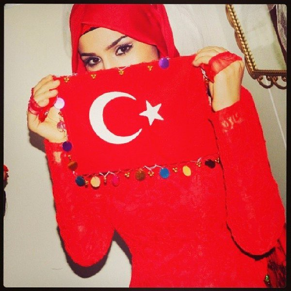 Картинки с надписями я турчанка