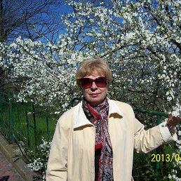 Ольга, 66 лет, Ильичевск