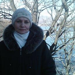 Елена, 58 лет, Владивосток
