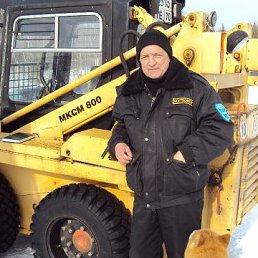 саша, 65 лет, Северская
