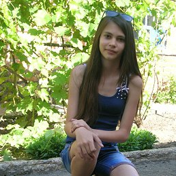 вика, 20 лет, Пологи