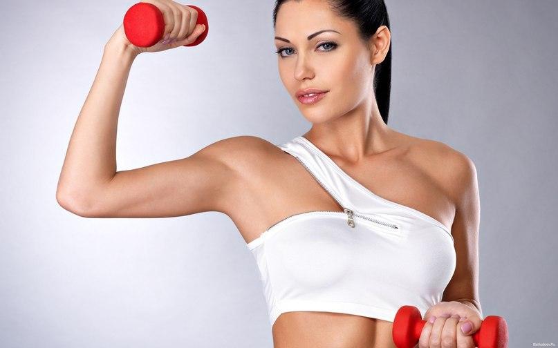 Красавицам на заметку! 1) Жир на животе не сжигается во время того, когда вы работаете над мышцами ...