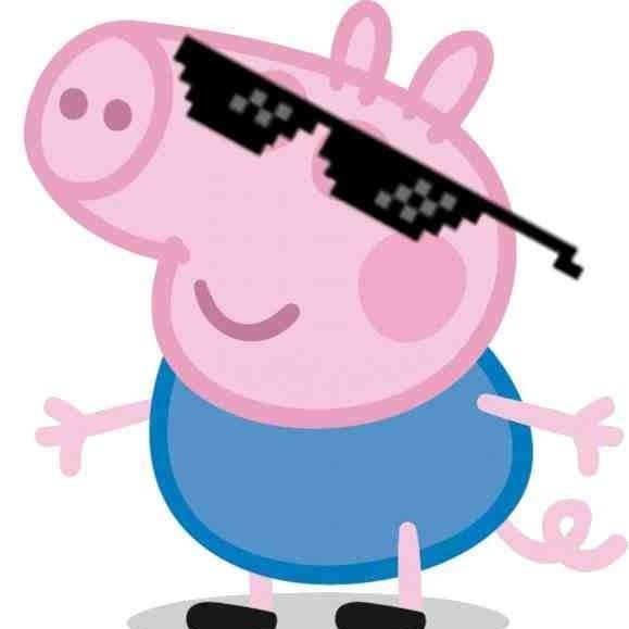 Свинка пеппа картинка папы