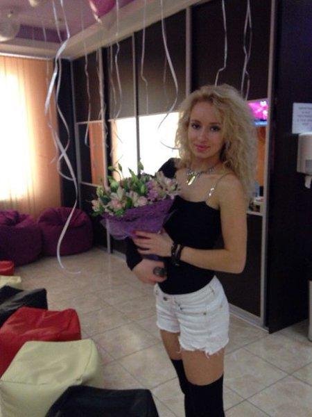 Фото: Julianna, Хайльбронн в конкурсе «Юбки и шорты»